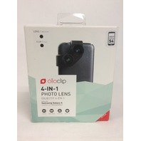 olloclip 4-In-1 Lens for Samsung Galaxy S4 - Black