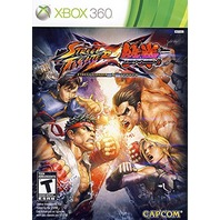 Street Fighter X Tekken (Xbox 360) - SEALED