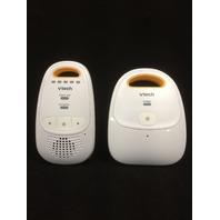 VTech Audio Baby Monitor, Range up to 1,000 ft, 5-Level Sound Indicator