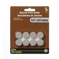 Fix It! 3/4 Square Felt Value Pack 16 Pieces