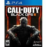 Call of Duty: Black Ops III - Standard Edition - PlayStation 4 - SEALED