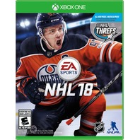 Electronic Arts NHL 18 (Xbox One) - SEALED