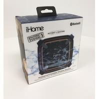iHOME IBT371bBG Weather Tough Bluetooth Speaker