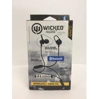 Wicked Audio BANDIDO In-ear Bluetooth Earphones (WIBT2650)