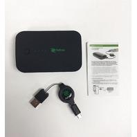 Retrak ETESPB8 Powerbank With Retractable Micro USB Cable (7,800mah)
