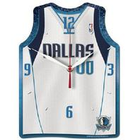 NBA 2652810 Dallas Mavericks High Definition Plaque Clock