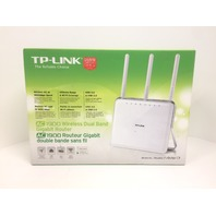 TP-LINK AC1900 Dual Band Wireless AC Gigabit Router (Archer C9)