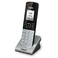 VTech DS6290 Accessory Cordless Handset for VTech DS6291 Series Phone Silver/Blk