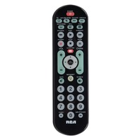 RCA RCRBB04GR 4-Device Big-Button Universal Remote Control