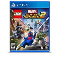 Warner Bros. Lego Marvel Super Heroes 2 (PS4) - SEALED