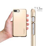 Spigen Champagne Gold Thin Fit Case iPhone 7 Plus