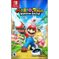Mario and Rabbids Kingdom Battle - Switch - SEALED