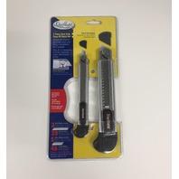 Sheffield 12252 Sure Grip Snap Blade Knife Set