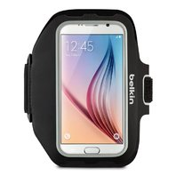 Belkin Armband Case for Samsung Galaxy S5 - Silver/Black