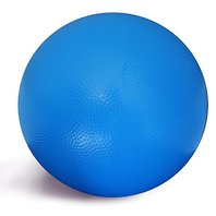 "Yoga Accessories Professional 8"" Core Training Ball (Blue)"