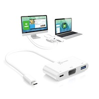 J5create USB Type-c To Vga & USB 3.0 With Power Delivery Jca378