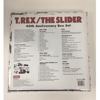 T-Rex The Slider: 40th Anniversary Box (3CD/1DVD/1LP)