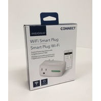 Insignia Wi-Fi Smart Plug (NS-SP1X7-C)