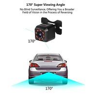 Rear View Camera, Veipao 8 Infrared Night Vision Car Rear Camera
