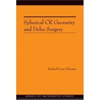 Spherical CR Geometry and Dehn Surgery (AM-165)