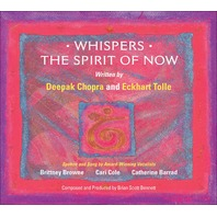 Whispers The Spirit Of Now-cd