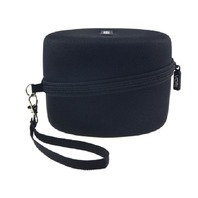 Earmuff case, VORI shock proof hard carrying case