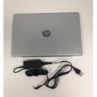 "Hewlett Packard 15.6"" HD Touch Laptop, AMD A6-9220, 8gb Ram, 1TB, Win10"