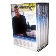Breakthrough With Tony Robbins Dvd Set (6 Dvds- Episodes 1-6) - Dvd