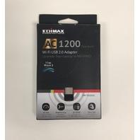 Edimax Computer EW-7822ULC AC1200 Dual-Band MU-MIMO USB Adapter