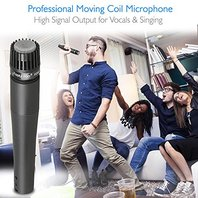 PylePro PDMIC78 Professional Moving Coil Dynamic Handheld Microphone