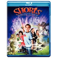 Shorts The Adventures Of Wishing Rock Blu-ray