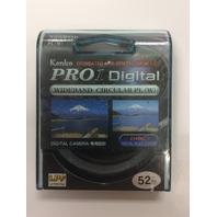 Kenko Pro1 Digital wideband circulap PL (W) 52mm