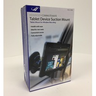 Window Suction Tablet Mount Black