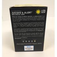 Awake & Alert 1000-lumen, 13.5W BR30 LED Light Bulb, 75w Equivalent