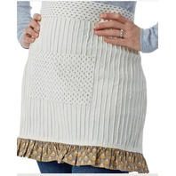 100% Cotton Bistro Apron