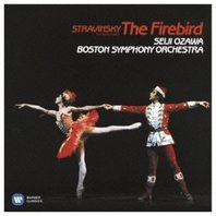 Stravinsky: Firebird (japan) - Cd