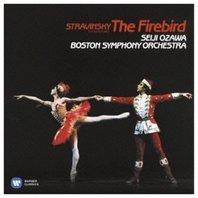 Stravinsky: Firebird (japan) - Cd