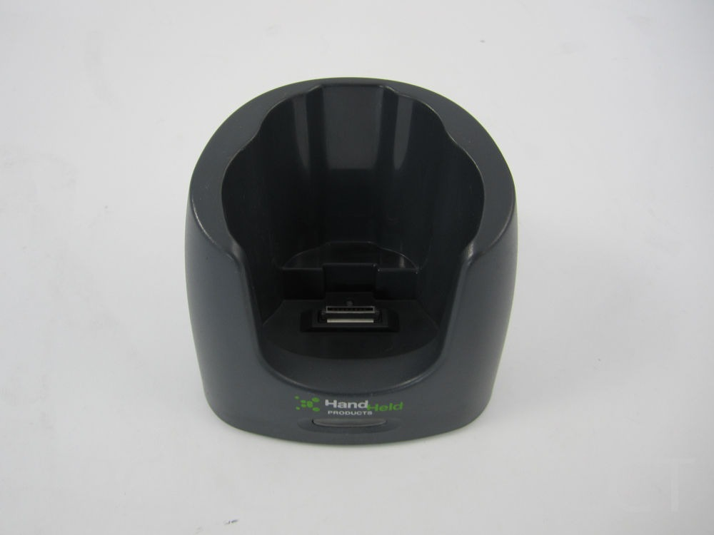 HHP 7600-HBSE Dolphin 7600 Home Base Cradle RS232 Serial Charger
