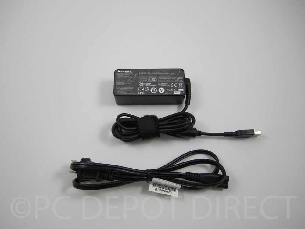LENOVO 45N0474 THINKPAD 45W 20V 2.25A AC ADAPTER Genuine original for Thinkpad
