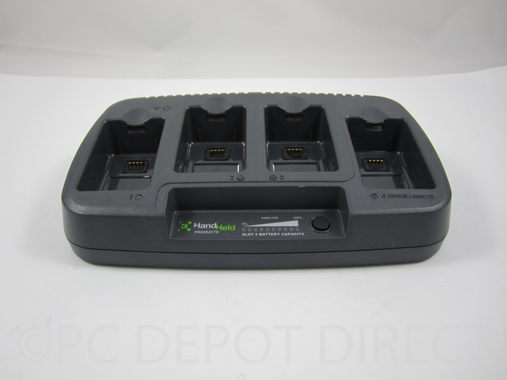 Honeywell 7850-QC-1E Dolphin 7850 Quad Battery Charger Charging Station Honeywel