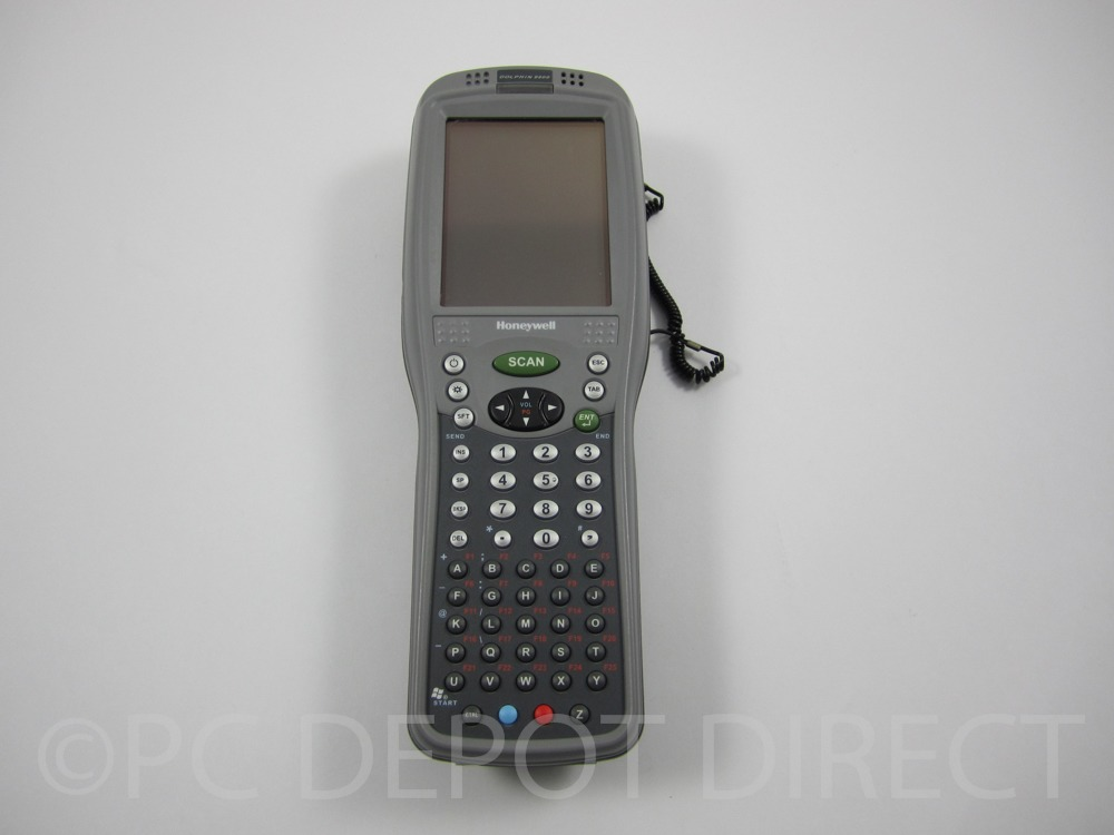 HHP Dolphin 9900 Handheld Mobile Computer 56 key WM 6 Wifi Bluetooth 9900L0P-721200