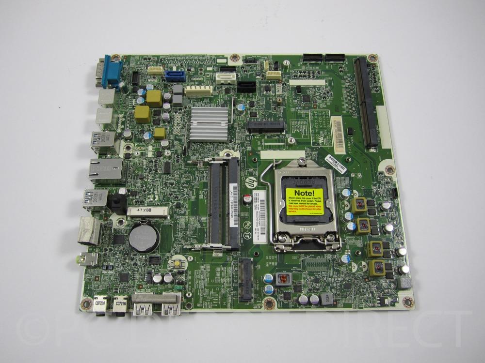 HP 739680-601 739680-001 ELITEONE 800 G1 MOTHERBOARD W8P