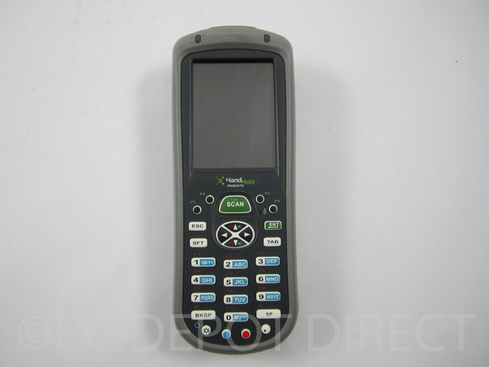 Honeywell Handheld HHP Dolphin 7600 Wireless Bluetooth Barcode Scanner w Stylus