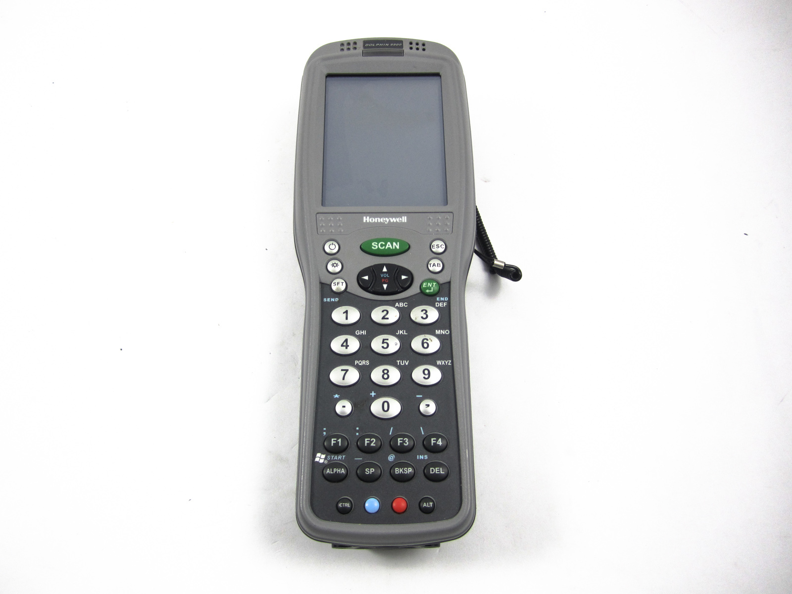 Honeywell Dolphin 9900 EMEA Wifi GSM Bluetooth Windows Mobile 6 35 key 5100SR GPS