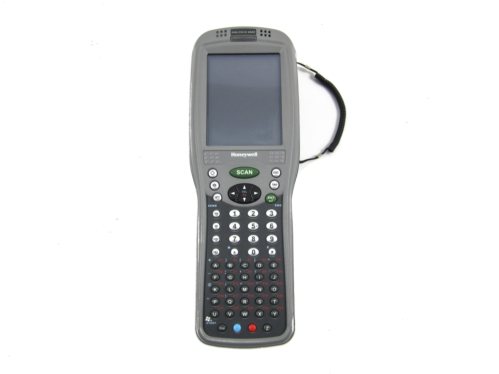 Honeywell Dolphin 9900 EMEA Wifi Bluetooth Windows Mobile 6 56 key 5100SF 9900E0P-721200