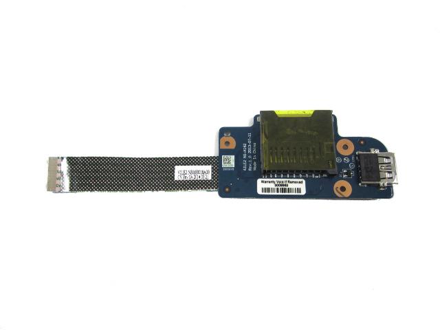 Genuine Lenovo ThinkPad E540 USB Card Reader Sub Card 04X4338