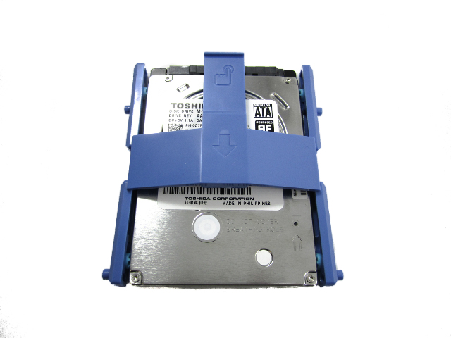 "Genuine Dell 500GB 7200RPM 2.5"" SATA Hard Drive 0C7F2G Toshiba mq01acf050"