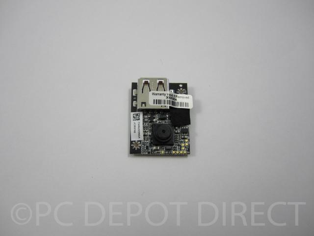 Genuine HP Slate Series 2 Tablet Rear Webcam Camera USB Board CNMU302BSA