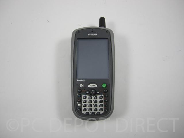 HHP Dolphin 7900LUP-421-C20 802.11B GSM GPS Bluetooth Wifi Pocket PC 2003 Barcod