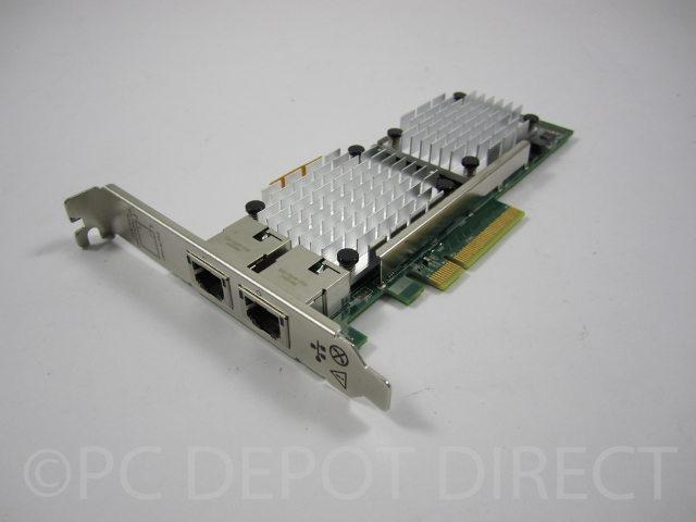 HP 652497-B21 ETHERNET 1GB 2-PORT 361T Pci-E 656241-001 652495-001